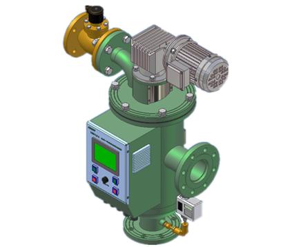 LZQX-LQ-A智能一体化自清洗过滤器