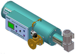 LZQX-LQ-E智能一体化自清洗过滤器
